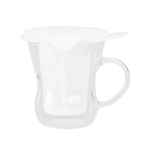 Hario - One Cup Tea Maker - Biały 200 ml