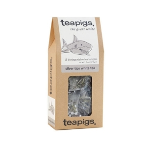teapigs Silver Tips White 15 piramidek