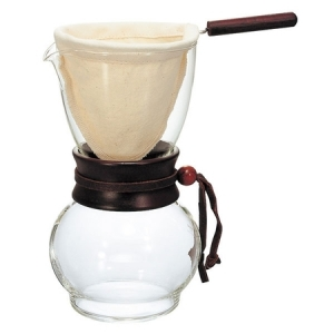Hario Woodneck Drip Pot 3 Cup - 480 ml