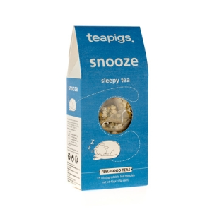 teapigs Snooze - Sleepy Tea 15 piramidek