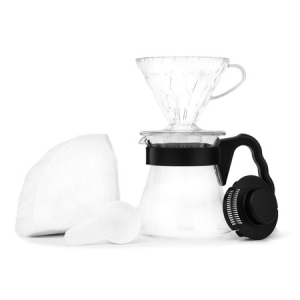 Hario zestaw V60 - 02 Pour Over Kit - drip + serwer + filtry