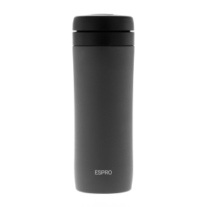 Espro - Travel Coffee Press 350ml - Gunmetal Grey