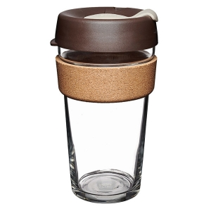 KeepCup Brew Cork Almond 454ml