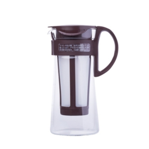 Hario - Mizudashi Coffee Pot Mini - Brązowy 700 ml